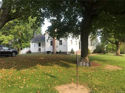 Single Family Home A-Active: 396 Town Line Road