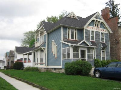 Batavia-City NY Multi Family 2-4 A-Active: $84,000