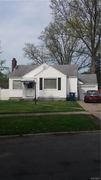 Niagara Falls Single Family Home A-Active: 1020 87th Street