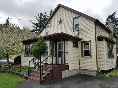 Single Family Home A-Active: 5252 Genesee Street