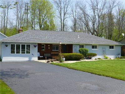 Grand Island Single Family Home A-Active: 2133 East Oakfield Road