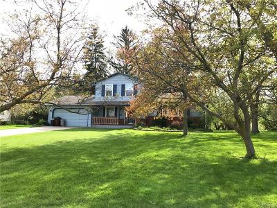 Orchard Park Single Family Home A-Active: 69 Eaglebrook Drive
