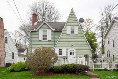 Niagara Falls Single Family Home A-Active: 8651 Hennepin Avenue