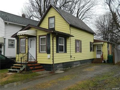 Hamburg Single Family Home A-Active: 3692 5th Street