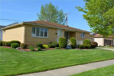 Cheektowaga Single Family Home A-Active: 129 Joseph Street