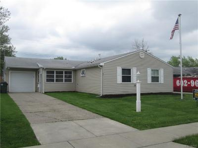 Cheektowaga Single Family Home A-Active: 67 Michele Drive