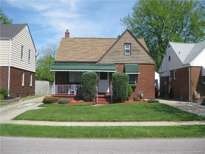 Cheektowaga Single Family Home A-Active: 27 Liberty Terrace