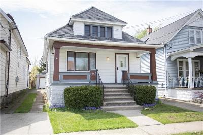 Cheektowaga Single Family Home A-Active: 250 Halstead Avenue