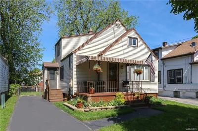 West Seneca Single Family Home A-Active: 106 Tindle Avenue