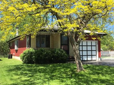 West Seneca Single Family Home A-Active: 218 Carriage Park West