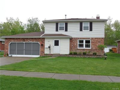 West Seneca Single Family Home A-Active: 121 Nancycrest Lane