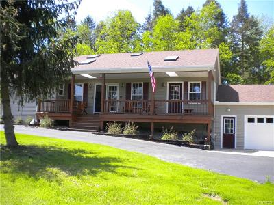 North Collins Single Family Home U-Under Contract: 2846 Stearns Road