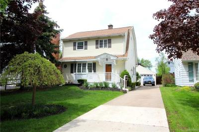Tonawanda-Town NY Single Family Home A-Active: $189,888