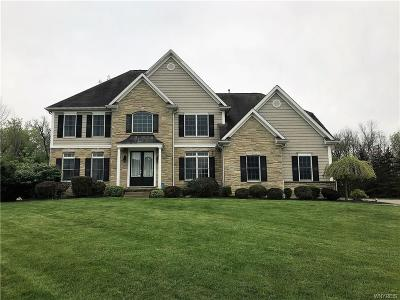 Erie County Single Family Home A-Active: 8947 North Stonebriar Drive North