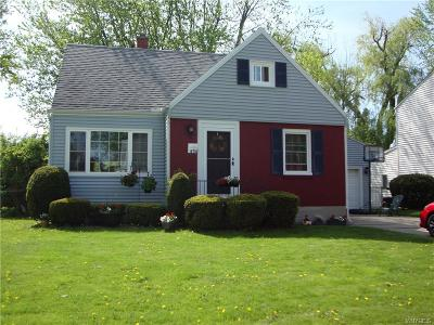 Cheektowaga Single Family Home A-Active: 496 Walton Drive