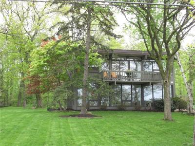 Erie County Single Family Home A-Active: 1011 West River Road