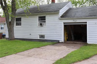 Cheektowaga Single Family Home A-Active: 10 Brookhaven Drive