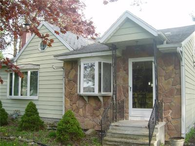 Cheektowaga Single Family Home A-Active: 1281 Como Park Boulevard