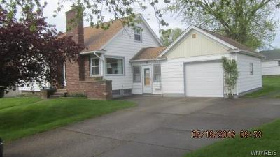 Cheektowaga Single Family Home A-Active: 136 Cass Avenue