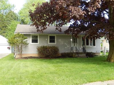 West Seneca Single Family Home A-Active: 205 Warren Avenue