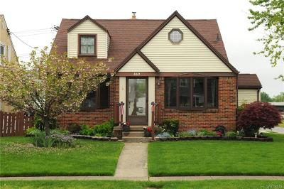 Erie County Single Family Home A-Active: 469 Cornwall Avenue