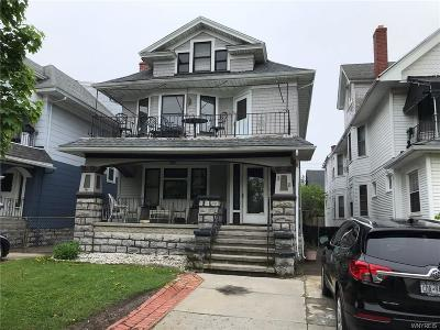 Erie County Multi Family 2-4 A-Active: 316 Bedford Avenue