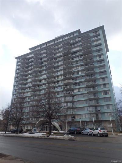 Erie County Condo/Townhouse A-Active: 1088 Delaware Avenue #5A