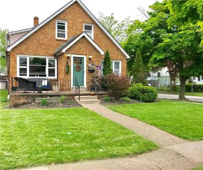 Erie County Single Family Home A-Active: 44 Marquette Avenue