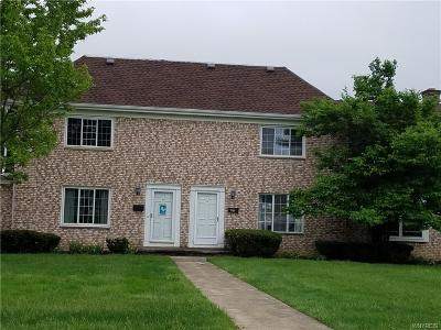 Orchard Park Condo/Townhouse A-Active: 55 Carriage Drive #5