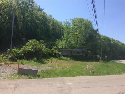 Chautauqua County, Cattaraugus County Residential Lots & Land A-Active: 2418 Nys Route 16 North