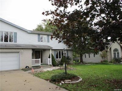 Orchard Park Single Family Home A-Active: 75 Melberry Trail