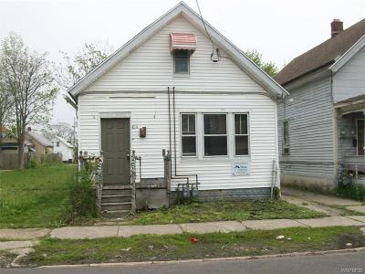 Erie County Multi Family 2-4 A-Active: 1011 Smith Street