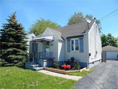 Erie County Single Family Home A-Active: 173 Curtiss Street