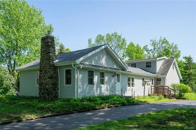 Erie County Single Family Home A-Active: 13107 Williston Road