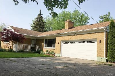 Erie County Single Family Home A-Active: 210 Hopkins Road