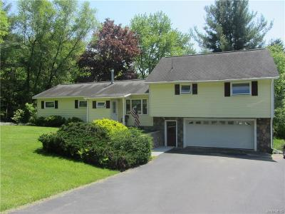 Gerry Single Family Home A-Active: 4411 Gerry Levant Road