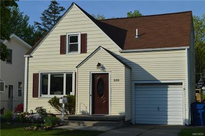 Erie County Single Family Home A-Active: 259 Lamont