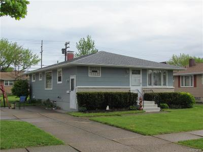 Erie County Single Family Home A-Active: 208 Poinciana Parkway