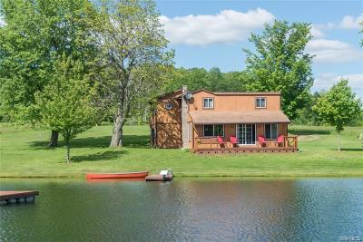 Single Family Home A-Active: 10303 Holland Glenwood Road