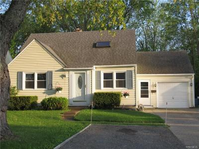 Erie County Single Family Home A-Active: 1604 Love Road