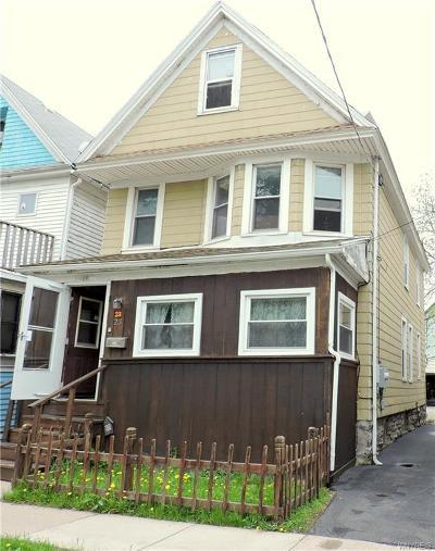 Buffalo Single Family Home A-Active: 23 Norman Avenue