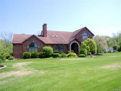 Wheatfield Single Family Home A-Active: 2832 Thornwoods Drive