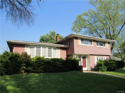 Single Family Home Sold: 819 Woodstock Avenue