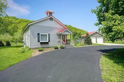 Single Family Home A-Active: 6365 Sommerville Valley Road