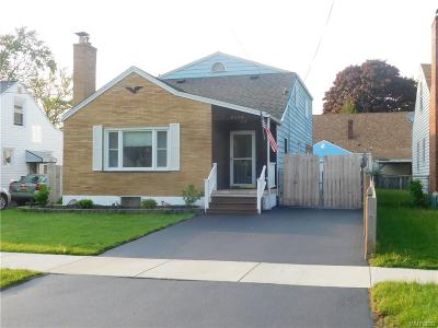 Single Family Home Sold: 8218 Pershing Avenue
