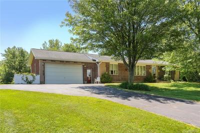 Orchard Park Single Family Home A-Active: 7079 Jewett Holmwood Road