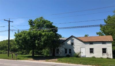 Orleans County Single Family Home A-Active: 11245 Ridge Road