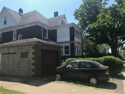 Niagara Falls Multi Family 2-4 A-Active: 461 12th Street