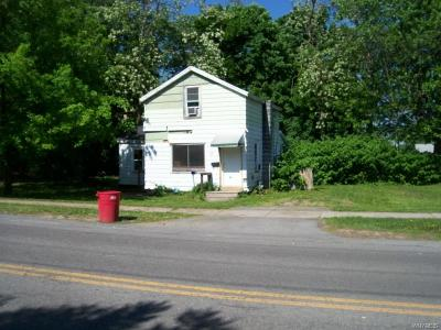 Orleans County Single Family Home A-Active: 152 Ingersol Street