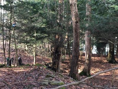 Allegany County, Cattaraugus County Residential Lots & Land A-Active: 8578 County Road 49 Lot #6